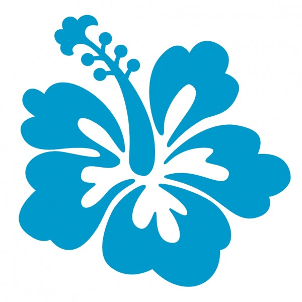Hawaiian Flower Clipart Free Download Best Hawaiian Flower Clipart