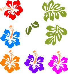 236x258 Hawaiian Flower Clip Art Hibiscus Flower 6 Clip Art