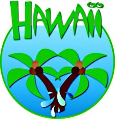 400x415 Hawaii Clipart Free