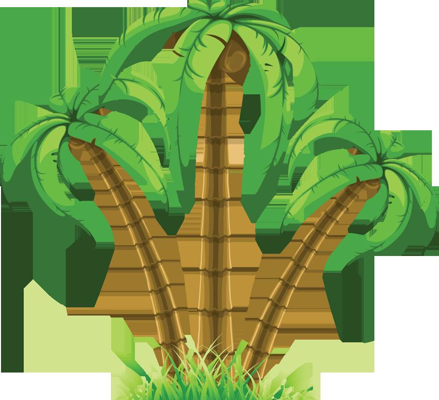 863x786 Hawaiian Palm Tree Clip Art Free Clipart Images 2