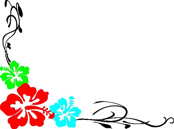 600x444 Tropical Luau Clipart Hawaiian Free Clip Art 6