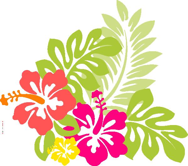 600x531 Free Aloha Clipart Image