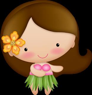 312x320 Tropical Free Hawaiian Clip Art Flower Luau 4 Wikiclipart