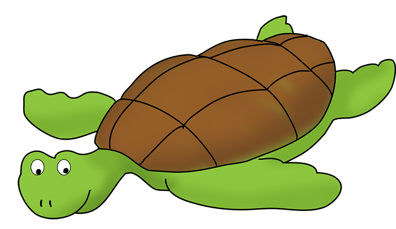 Hawaiian Sea Turtle Clipart | Free download on ClipArtMag