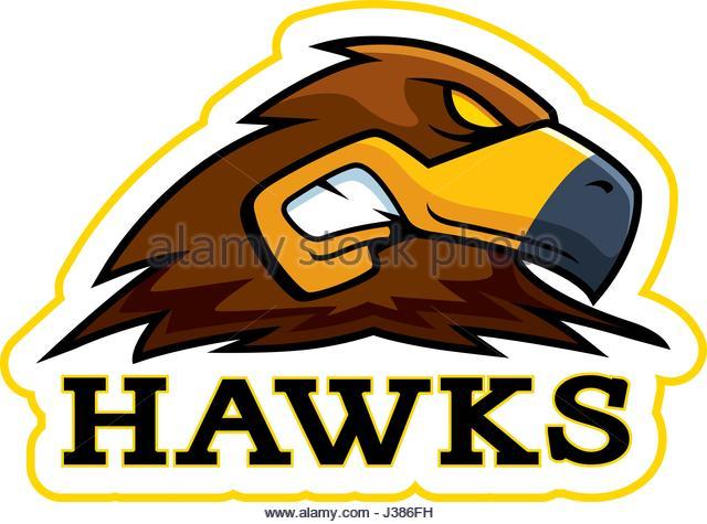 640x475 Hawk Mascot Clipart Stock Photos Amp Hawk Mascot Clipart Stock