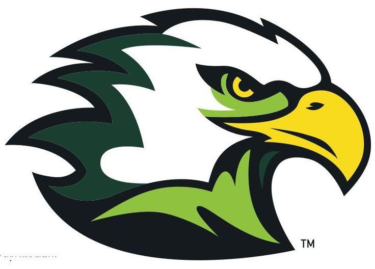 Hawk Mascot Clipart