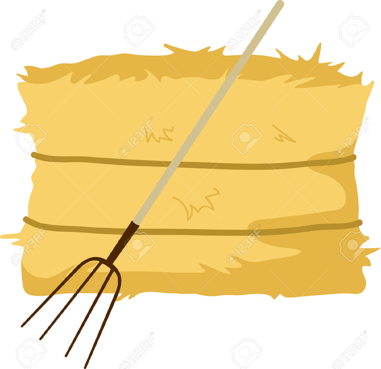 1300x1259 Hay Bale Clipart