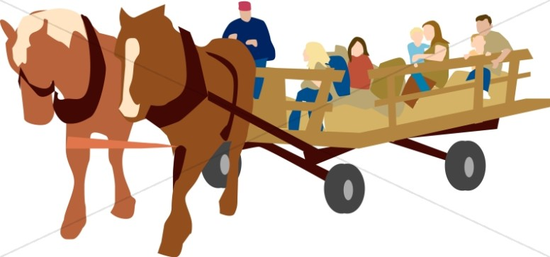 Hay wagon clipart 20 free Cliparts | Download images on ... |Hayride Wagon Clipart