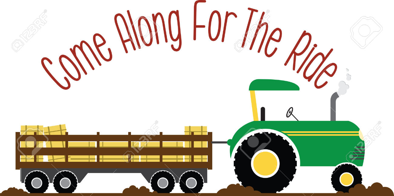 Hayride Clipart | Free download on ClipArtMag |Hayride Wagon Clipart