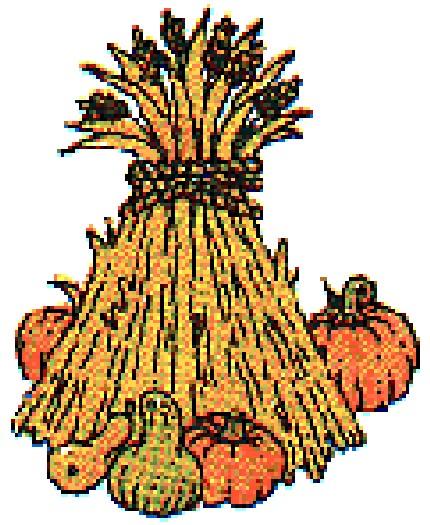 430x525 Haystack Clip Art