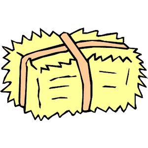 300x300 Baling Hay Cliparts 176726