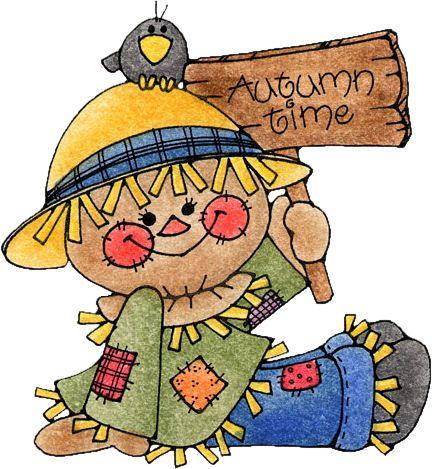 432x469 Haystack Clipart Scarecrow