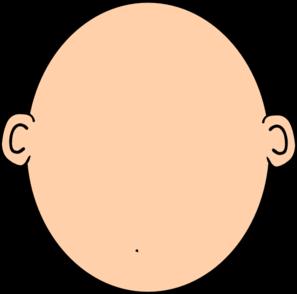 297x294 Plain Blank Head Clip Art