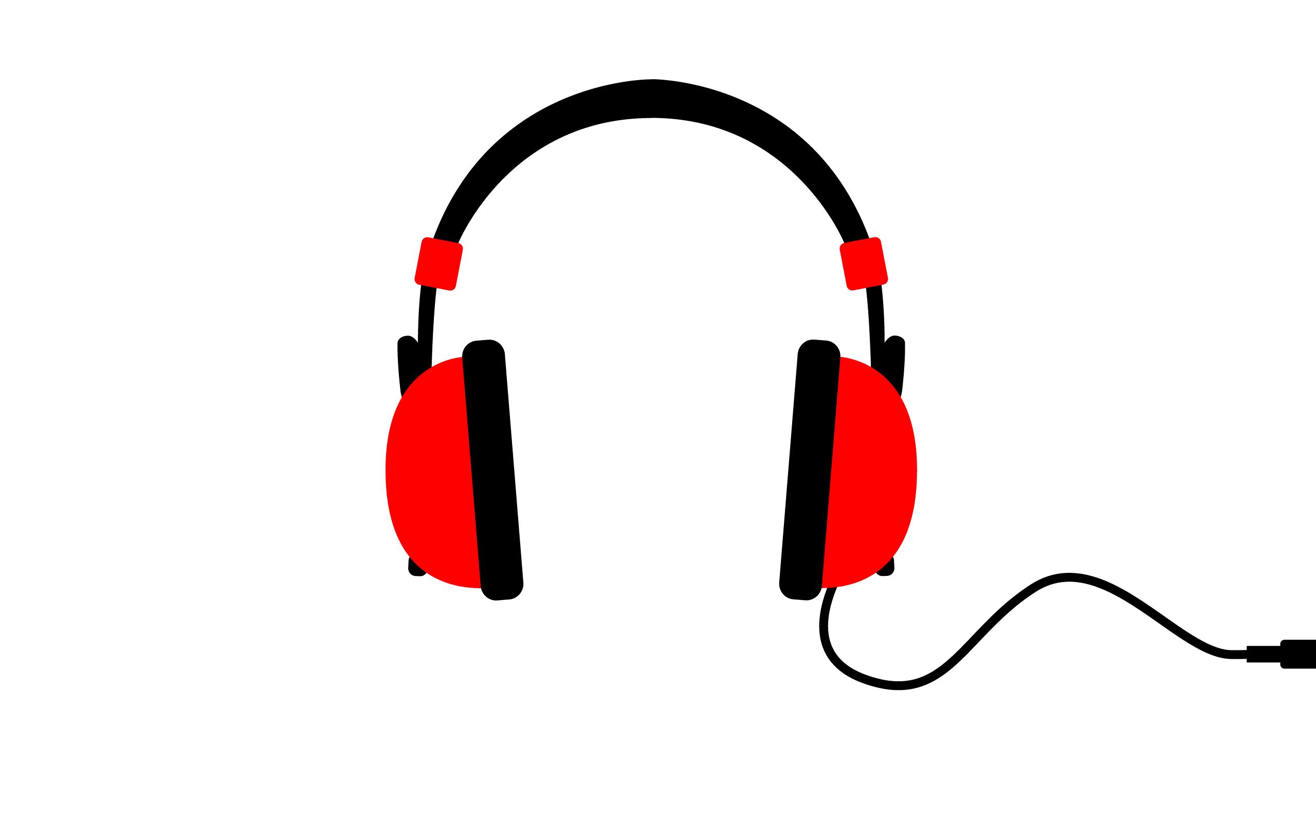 2560x1600 Headphones Png Clipart Png Mart