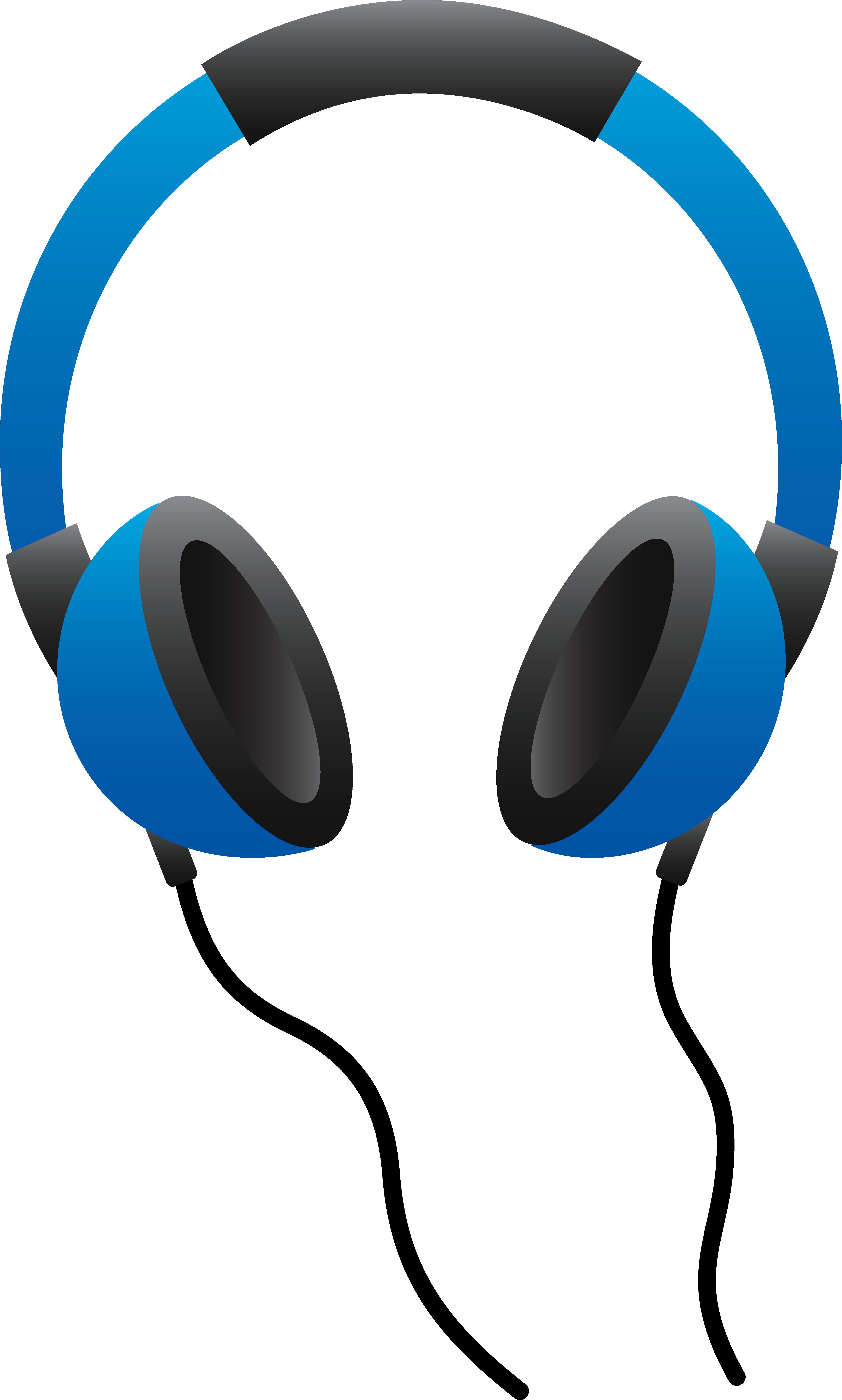 4746x7893 Blue Headphones