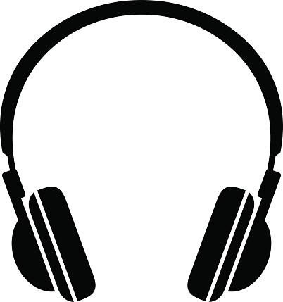 Headphones Clipart | Free download on ClipArtMag