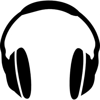 338x338 Headphone Clipart Output Device