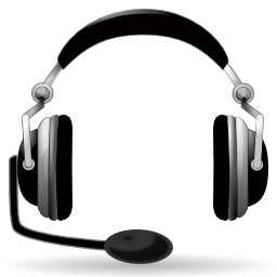 256x256 Headphone Clipart Phone Headset