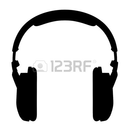 439x450 Headphones Clipart No Background
