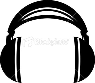 380x331 Clip Art Earbuds Clipart