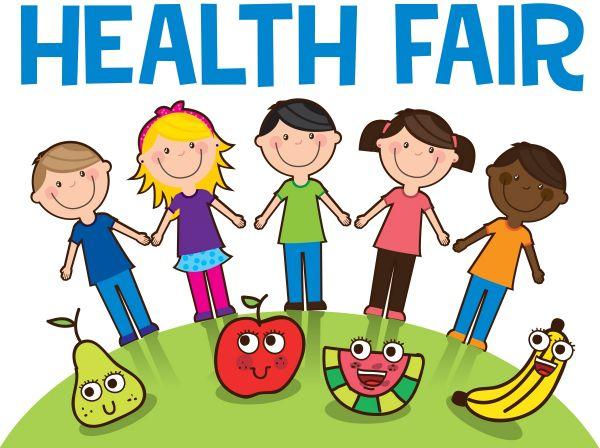 600x448 Health Fair Clipart