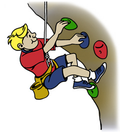 240x264 Climb Kids Clipart, Explore Pictures