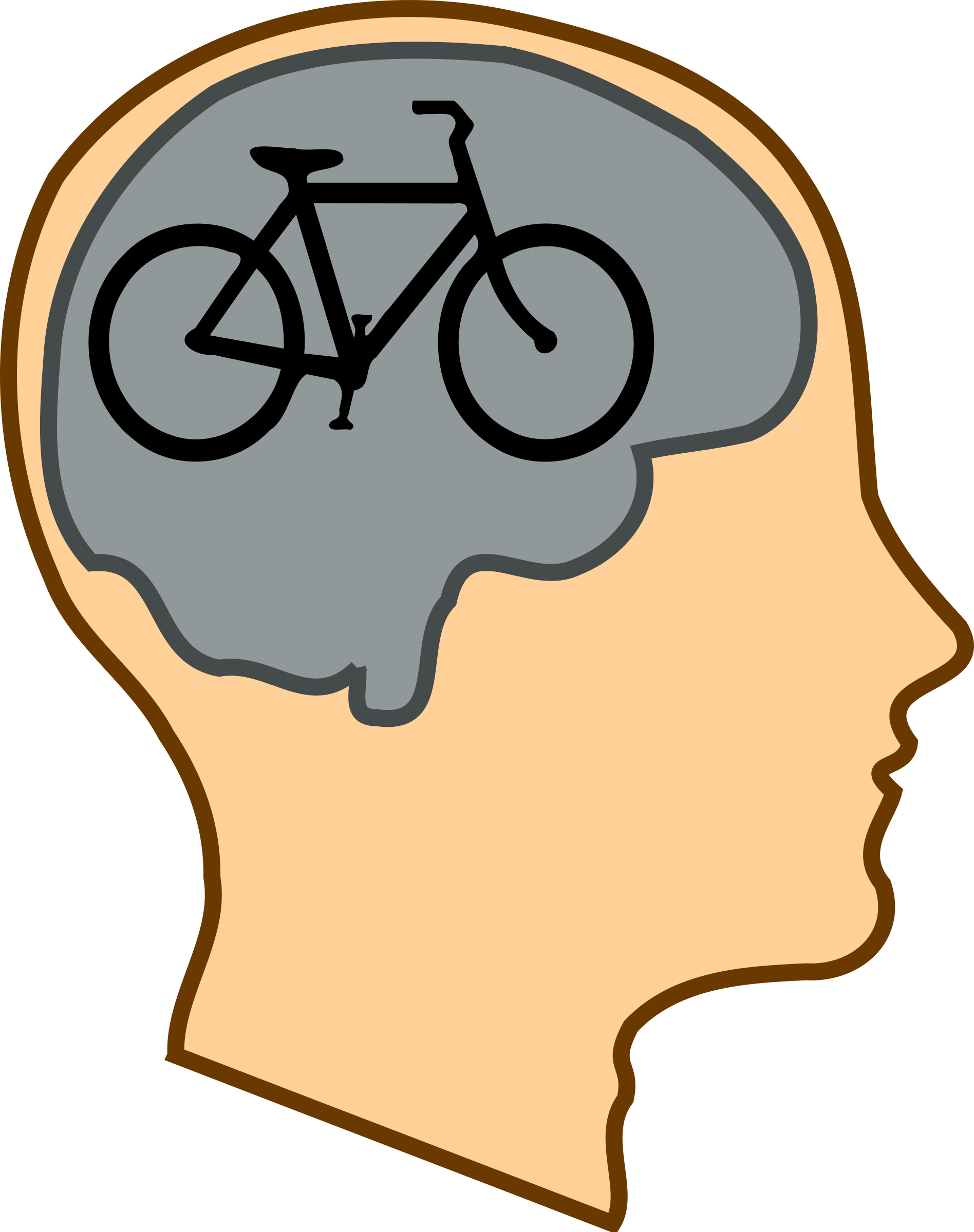 1896x2400 Mind Clipart Healthy Mind