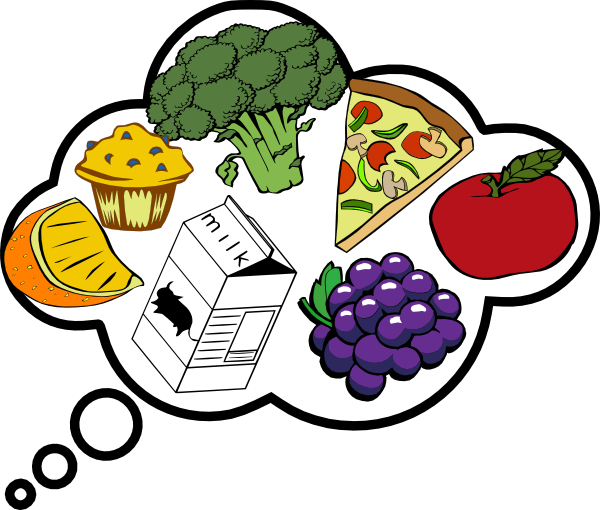 Healthy Foods Clipart | Free download on ClipArtMag