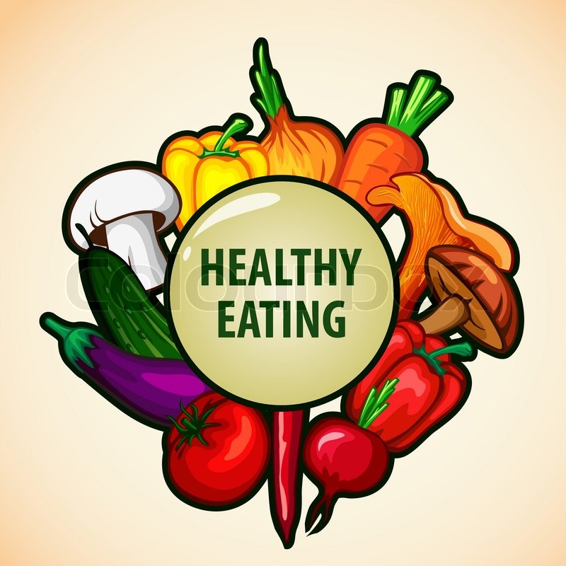 Healthy Foods Clipart   Free download on ClipArtMag