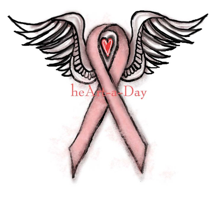 Heart And Ribbon Tattoo Designs Clipart