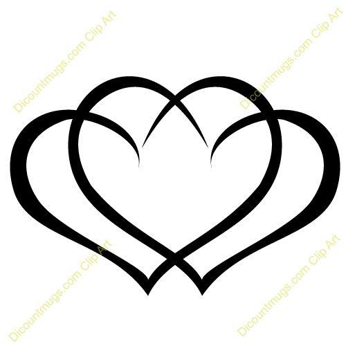 500x500 Best 3 Hearts Tattoo Ideas Heart Tattoos, Heart