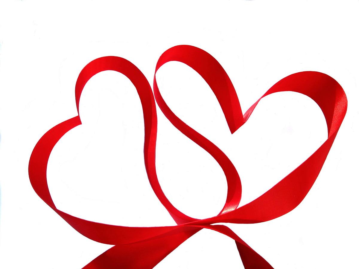 1200x900 Ribbon Heart Cliparts 251352