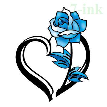 354x354 Blue Rose clipart bulu