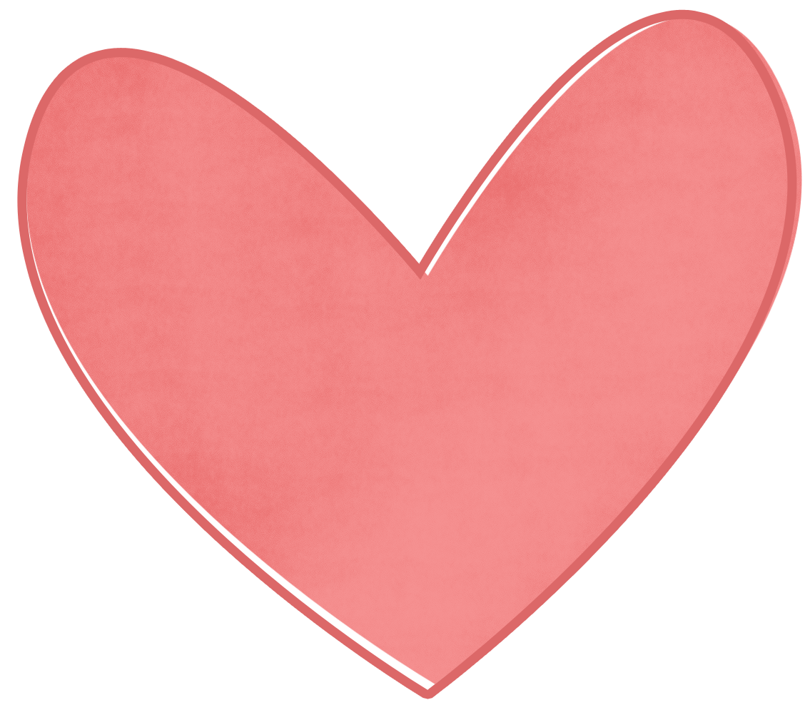 1128x1002 Heart No Background