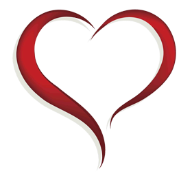 280x256 Heart Clipart With Transparent Background