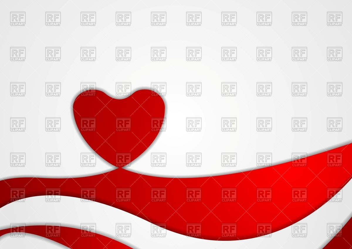 1200x848 Valentine Background With Heart Royalty Free Vector Clip Art Image