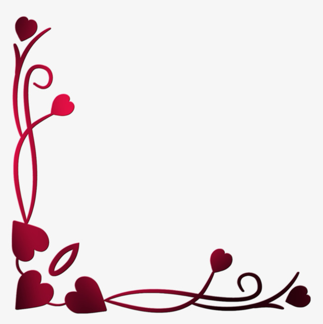 650x651 Heart Border, Purple, Lace PNG Image for Free Download