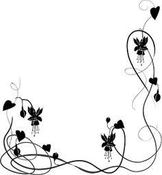 236x255 Wedding clipart heart border