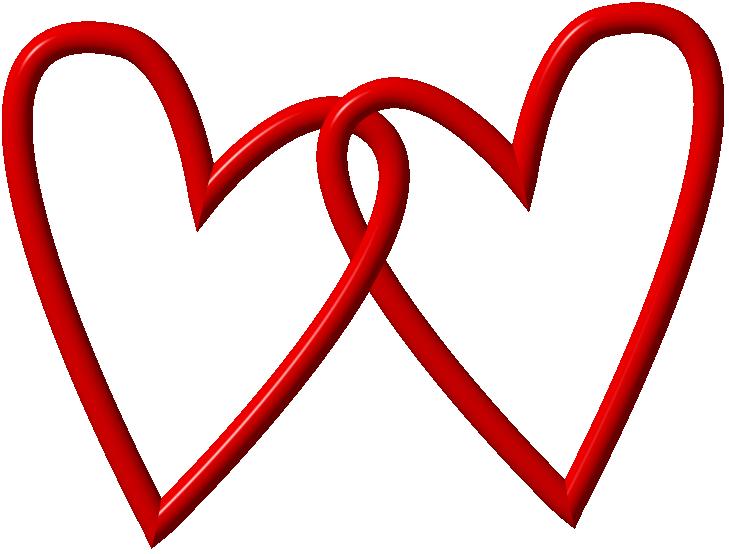 729x554 Valentine Hearts Border Clip Art Valentine Week 6