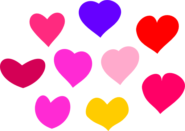 600x425 Cartoon Images Of Hearts