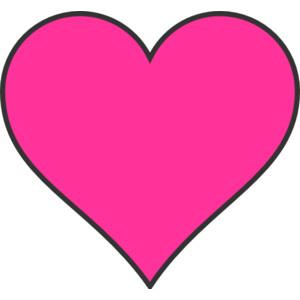 300x300 Hearts Clipart Cartoon