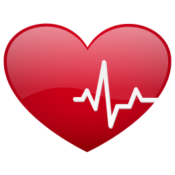 256x256 Heart Beat Clip Art Many Interesting Cliparts