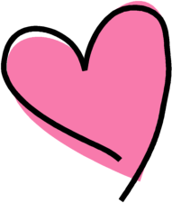 191x225 Heart Clip Art