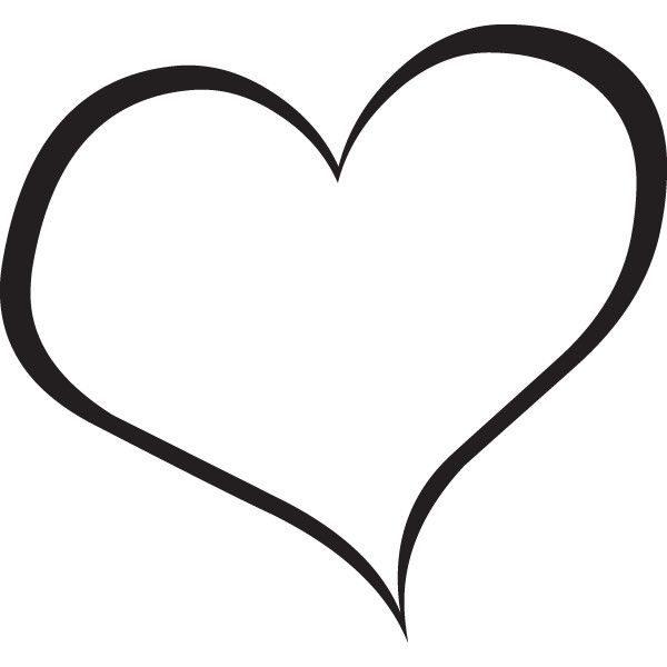 600x600 Stylist Inspiration Hearts Clip Art Black Heart Clipart Panda Free