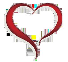 Heart clipart no background free download best heart clipart no 280x256 heart clipart transparent background voltagebd Images
