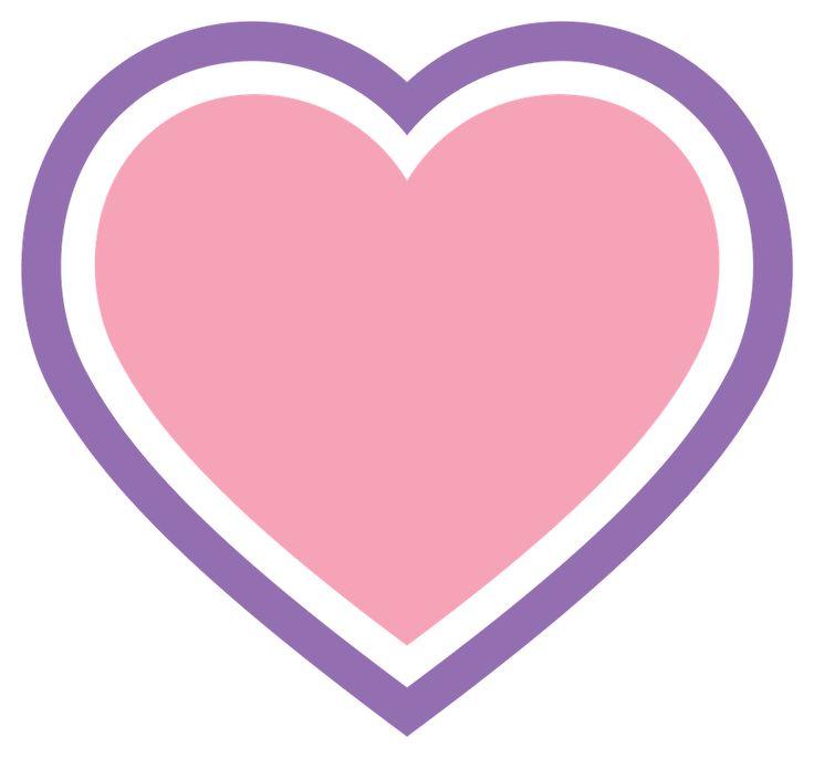 Heart Clipart Pink