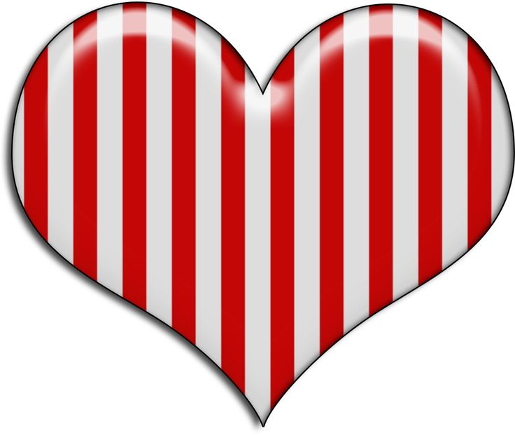 Heart Clipart Red