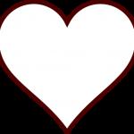 150x150 Heart Clipart Transparent Background Transparent Heart Cliparts