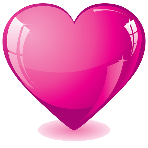 Heart Clipart Transparent Background | Free download on ...