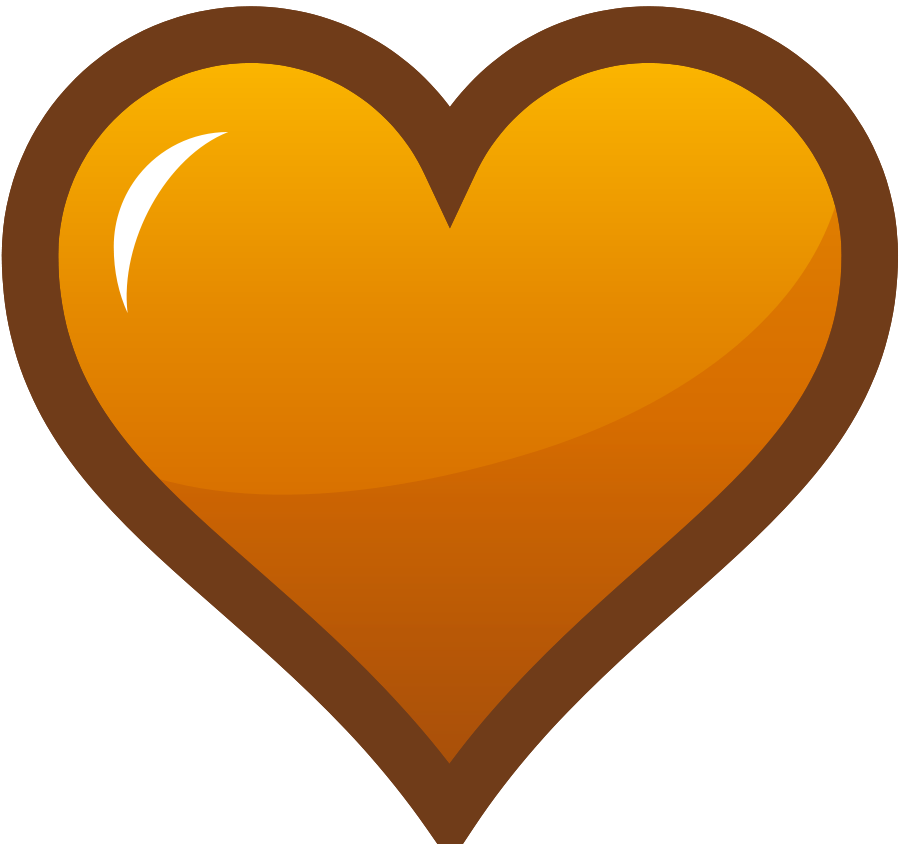 900x844 Hearts Clipart Vector